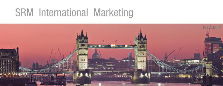 SRM International Marketing - Sabine Reimann